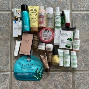 Bundle new makeup and beauty products